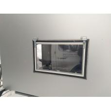Окно 2 стекло (800 * 500 мм)