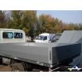 Боковой борт 3.17 м, «Газель», алюминий