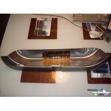 Накладка на низ двери внутренняя, металл Г - 3302