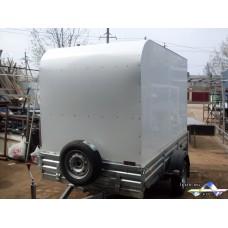 Фургон из металлопласта