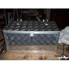Алюминиевый ящик  500*400*400 мм