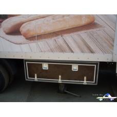 Ящик инструментальный, (800 Длина * 400 Высота * 500 Глубина)