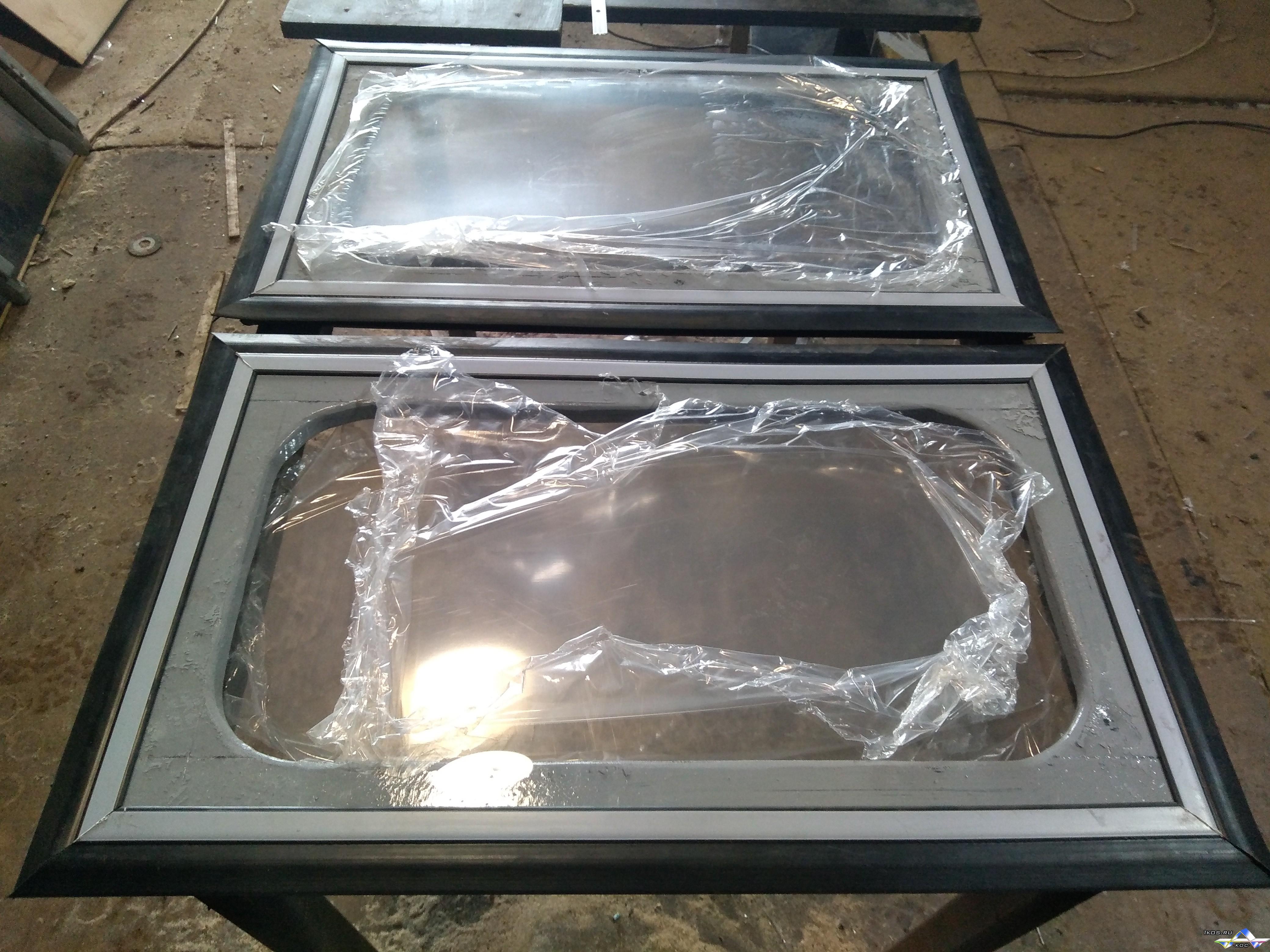 Окна для кемперов любых размеров, двойного остекления, открывающиеся, прочные, лёгкие, травмобезопасные,