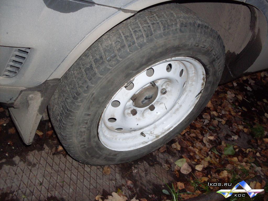 "Диск УАЗ R 16. Шина ""Газель""."