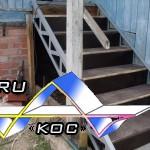 6. Новая лестница.