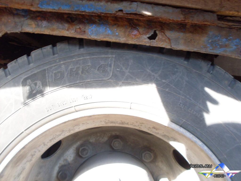Прогнили арки колёс.