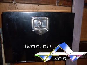 Ящик инструментальный, металлический. металл  1,5 мм (500*400*400 мм), (800*500*400 мм)