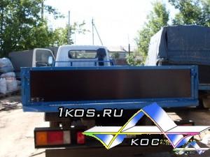 Эвакуатор-грузовик-самосвал.