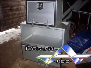 Алюминиевые ящики, кофры.