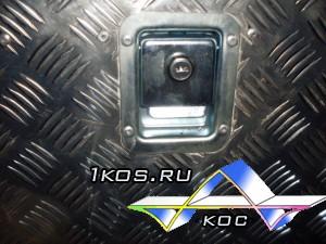 Алюминиевый инструментальный ящик 500 * 400  * 400 мм