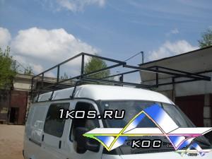 Багажник КОС для микроавтобусов.