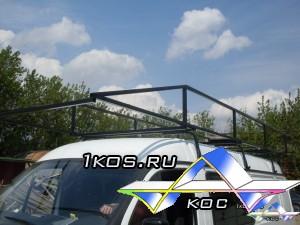 Багажник КОС для микроавтобуса.