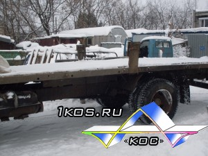 Кузов до снятия и ремонта.
