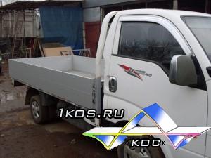 Алюминиевые борта для КИА Бонго 3.