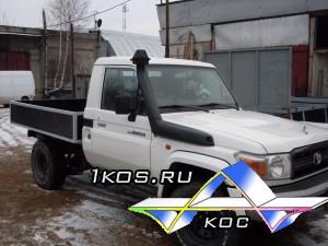 """Утилитарный кузов """"Контрабандист"""" для Тойоты Лэнд Крузер."""