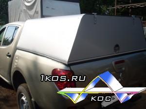 Алюминиевый кунг для Л 200.